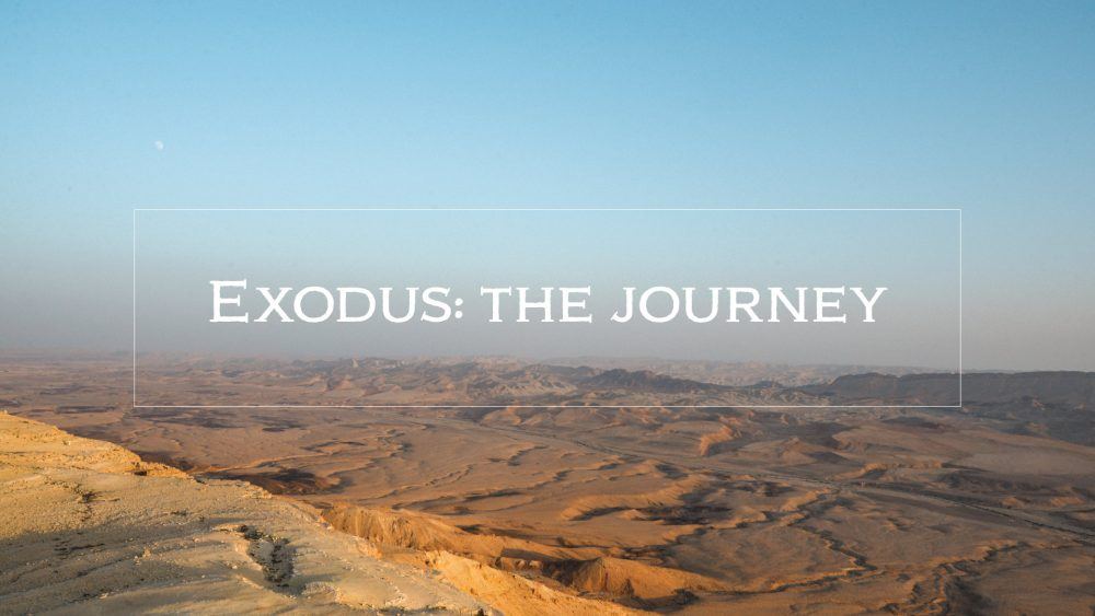 Exodus: The Journey