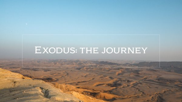 Exodus: The Journey Image