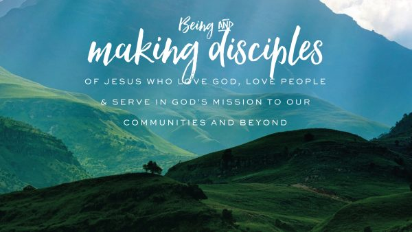 Being and Making Disciples Image