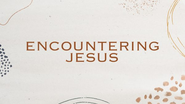Encountering Jesus Image